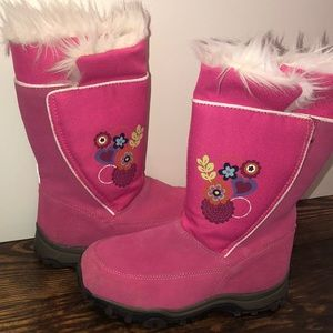Girls Hanna Andersson boots